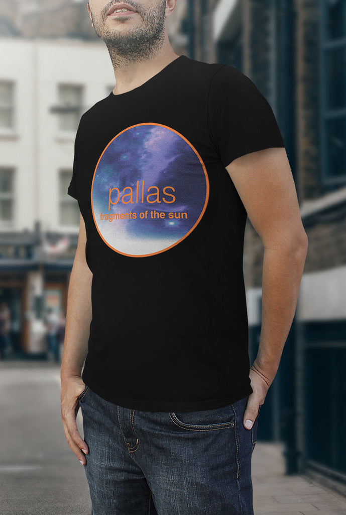 Pallas Beat the Drum - Fragments of the Sun <p> Unisex Gildan T Shirt In a Range of 12 colours Custom T Shirt by Lets Get Shirty Dot Com