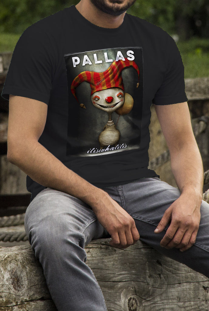 Pallas :: wearewhoweare 'It Is What It Is'<p> Unisex Gildan T Shirt In a Range of 12 colours