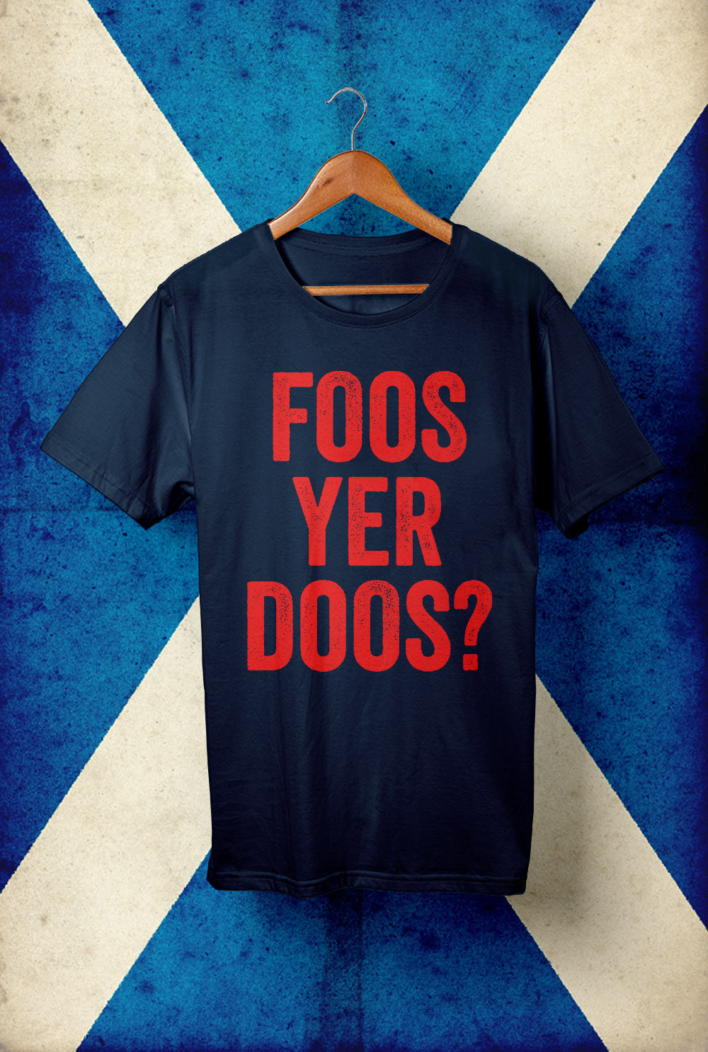 FOOS YER DOOS <p> Unisex Gildan T Shirt In a Range of 10 colours Custom T Shirt by Lets Get Shirty Dot Com