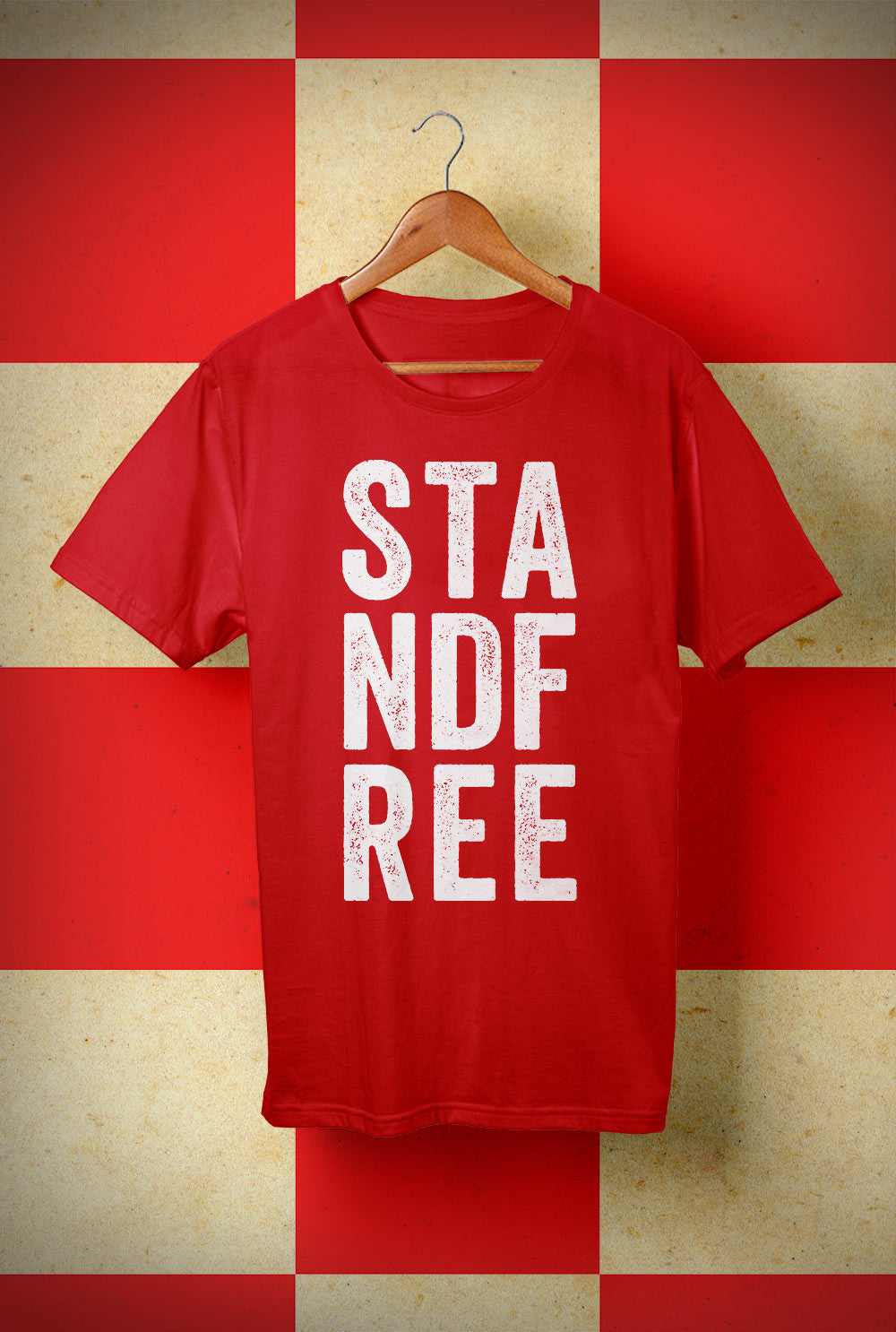 STANDFREE <p> Unisex Gildan T Shirt In a Range of 10 colours