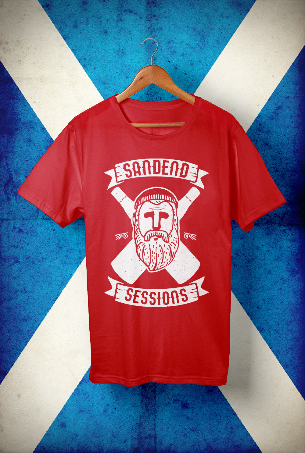 Sandend Sessions  - Bottles  <p> Unisex Gildan T Shirt In a Range of colours Custom T Shirt by Lets Get Shirty Dot Com