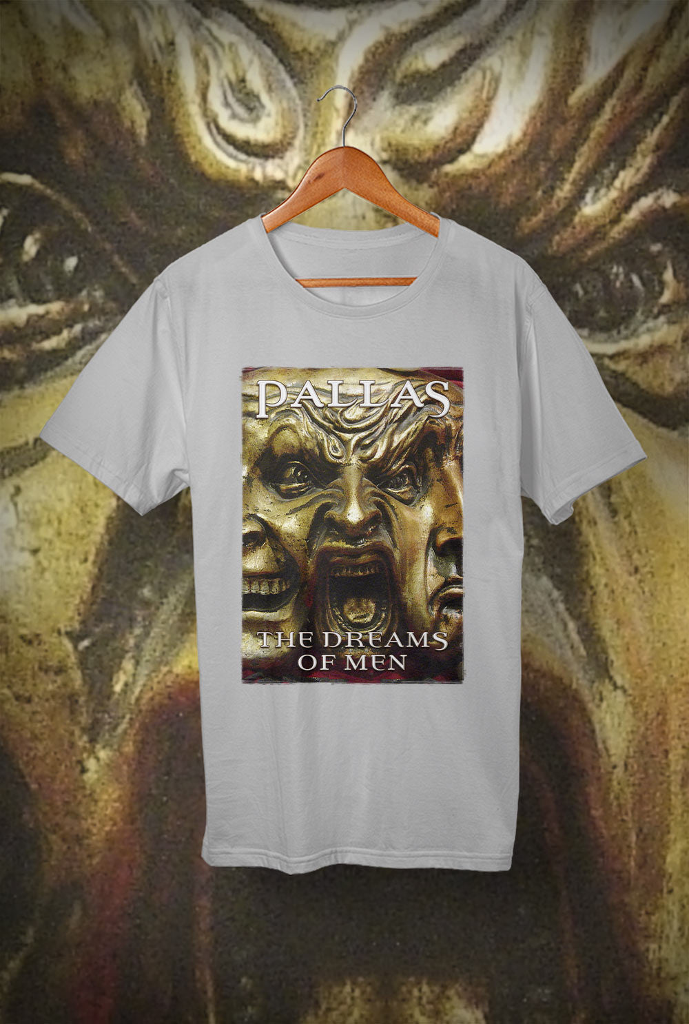 "Pallas :: The Dreams Of Men ""Three Faces""<p> Unisex Gildan T Shirt In a Range of 12 colours"