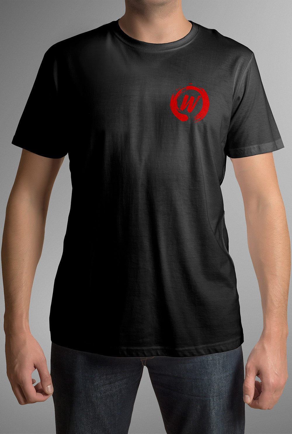 JW SUSHI MENS T SHIRTS Custom T Shirt by Lets Get Shirty Dot Com
