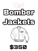 Sand Full Bomber Jackets