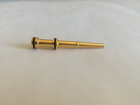 Chudnow Oboe E Staples - Goldplate with O-Rings