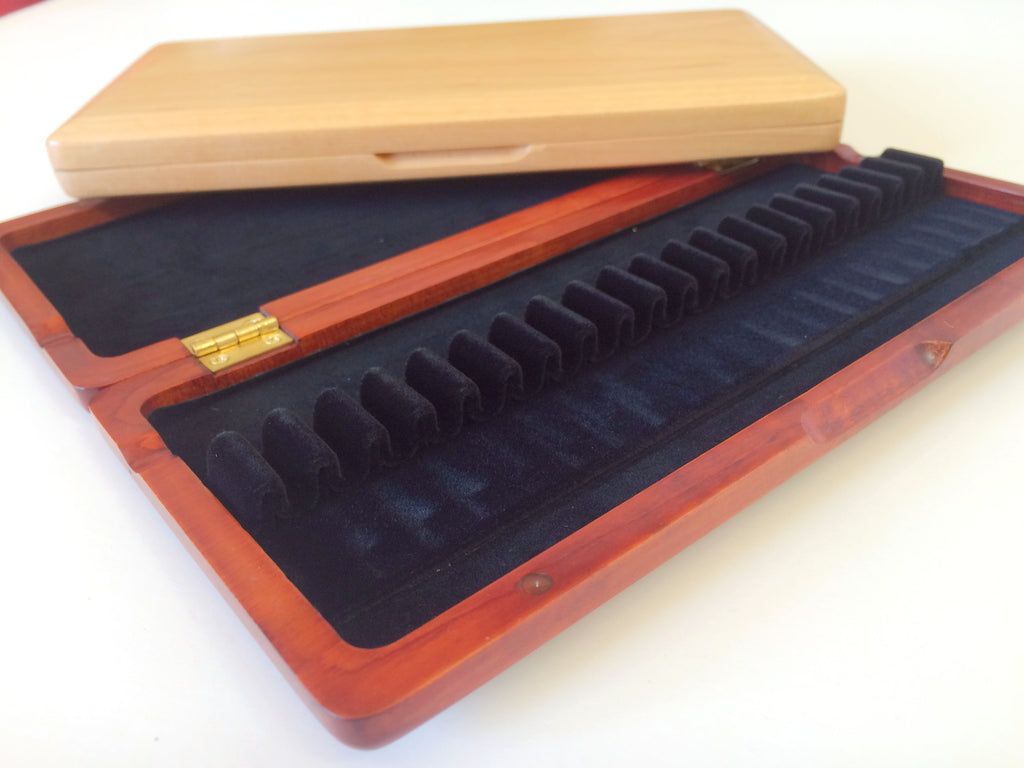 20 Oboe Reed Case - Wood