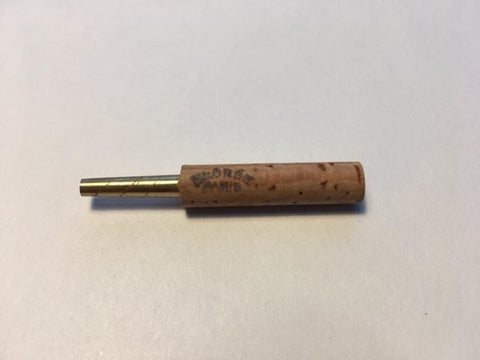 Old style Loree Oboe staple 46mm Brass