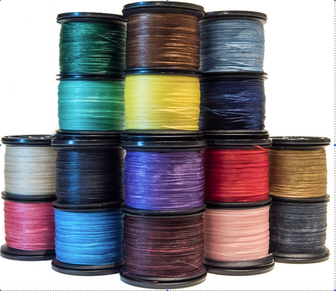 Double Color Waxed Thread