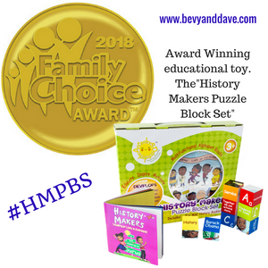 Award Winning Educational Toy!