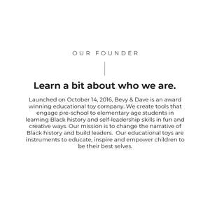 Our Founder - Learn a bit about who we are.  Click to learn about our founder.