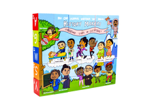 History Makers 30 Piece Wooden Puzzle Block Set (Sold Out) Available Summer 2020