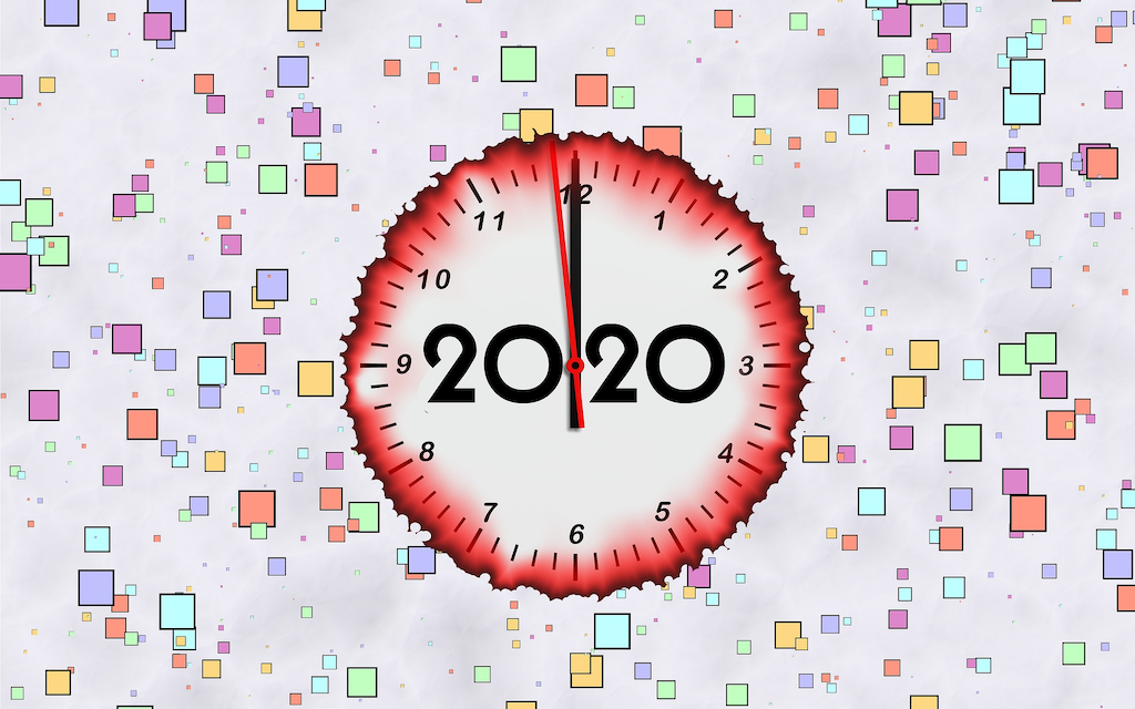 Resolution or Not? Think Strong for 2020