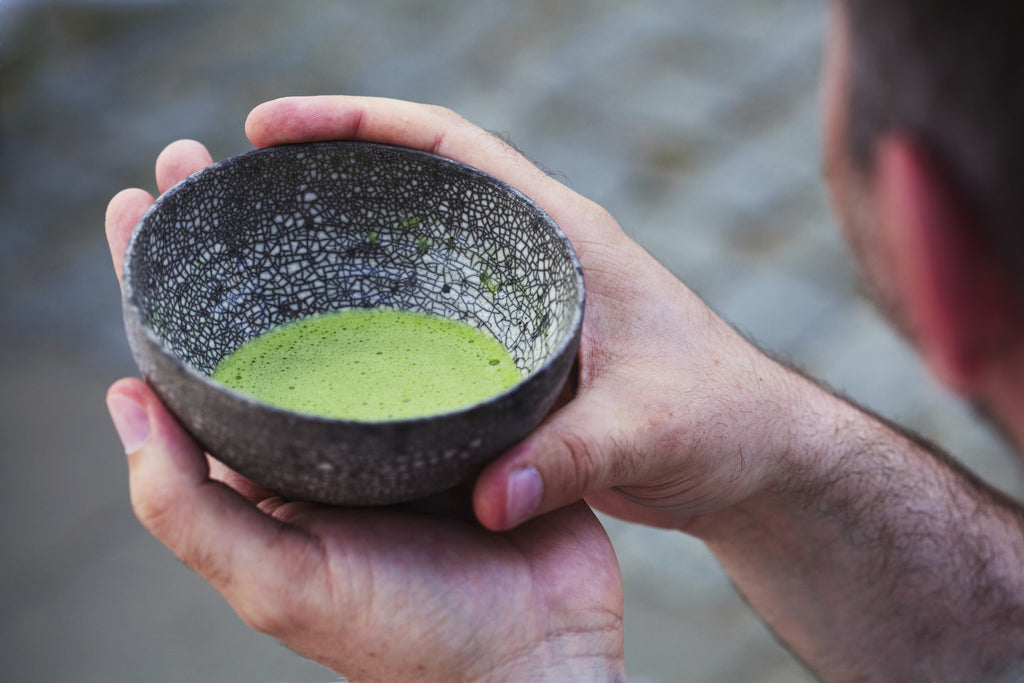 A First Taste of Our Matcha