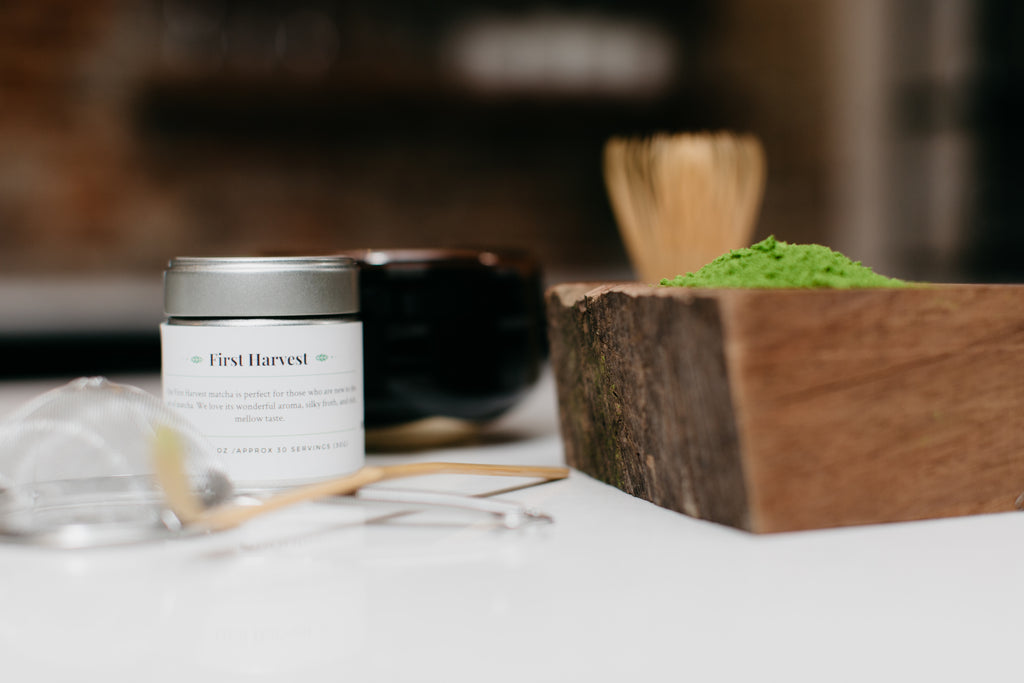 Why Matcha Is Better Than Coffee.