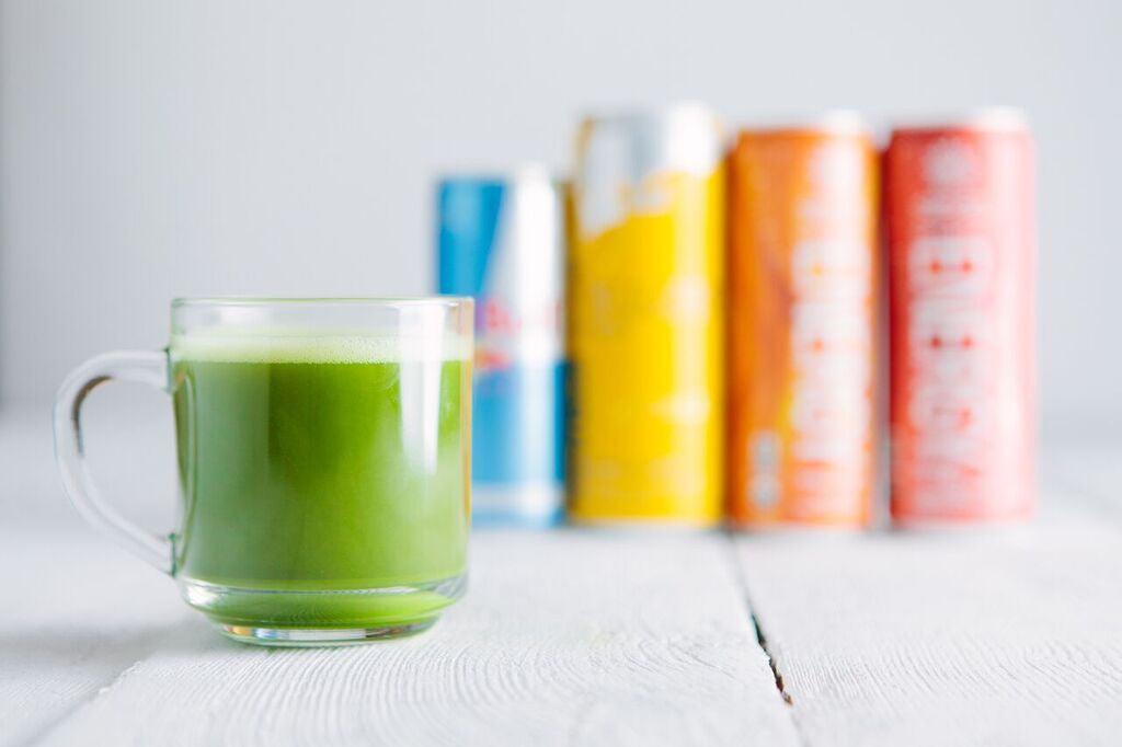 Why Matcha is a Great Alternative to Coffee, Other Caffeinated Beverages,  and Sugary Drinks