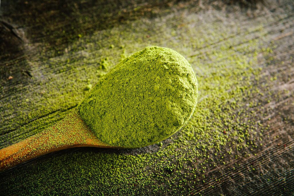What About Organic Matcha?