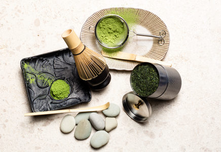 Matcha in Tea Bags?
