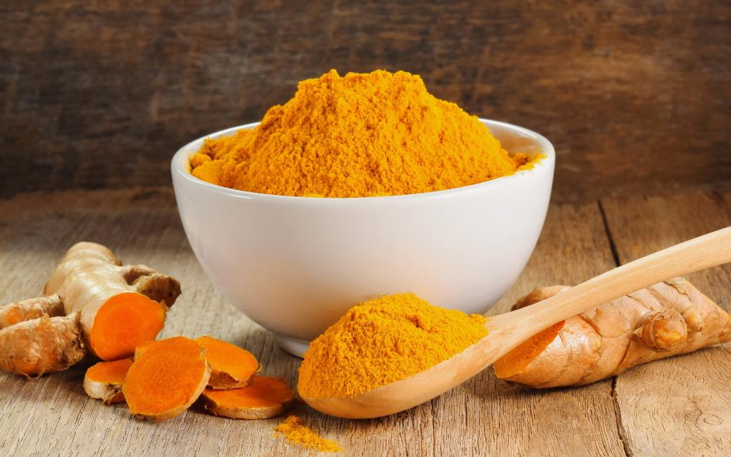 Turmeric The Golden Spice