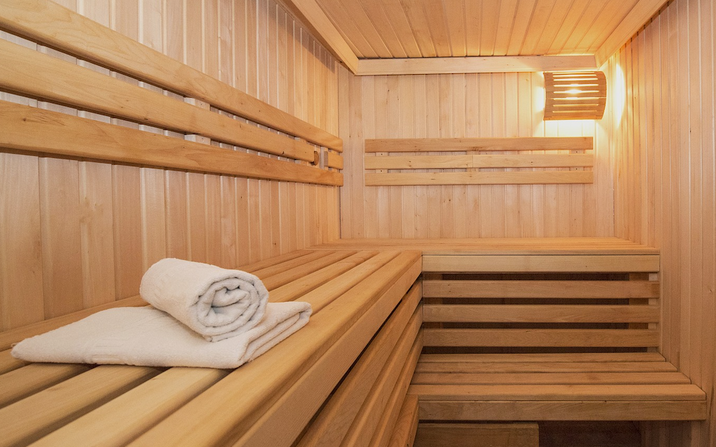Replacing Exercise with Sauna?