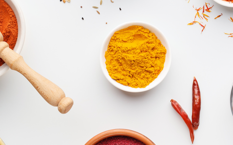 Turmeric: Health Benefits & Recipe