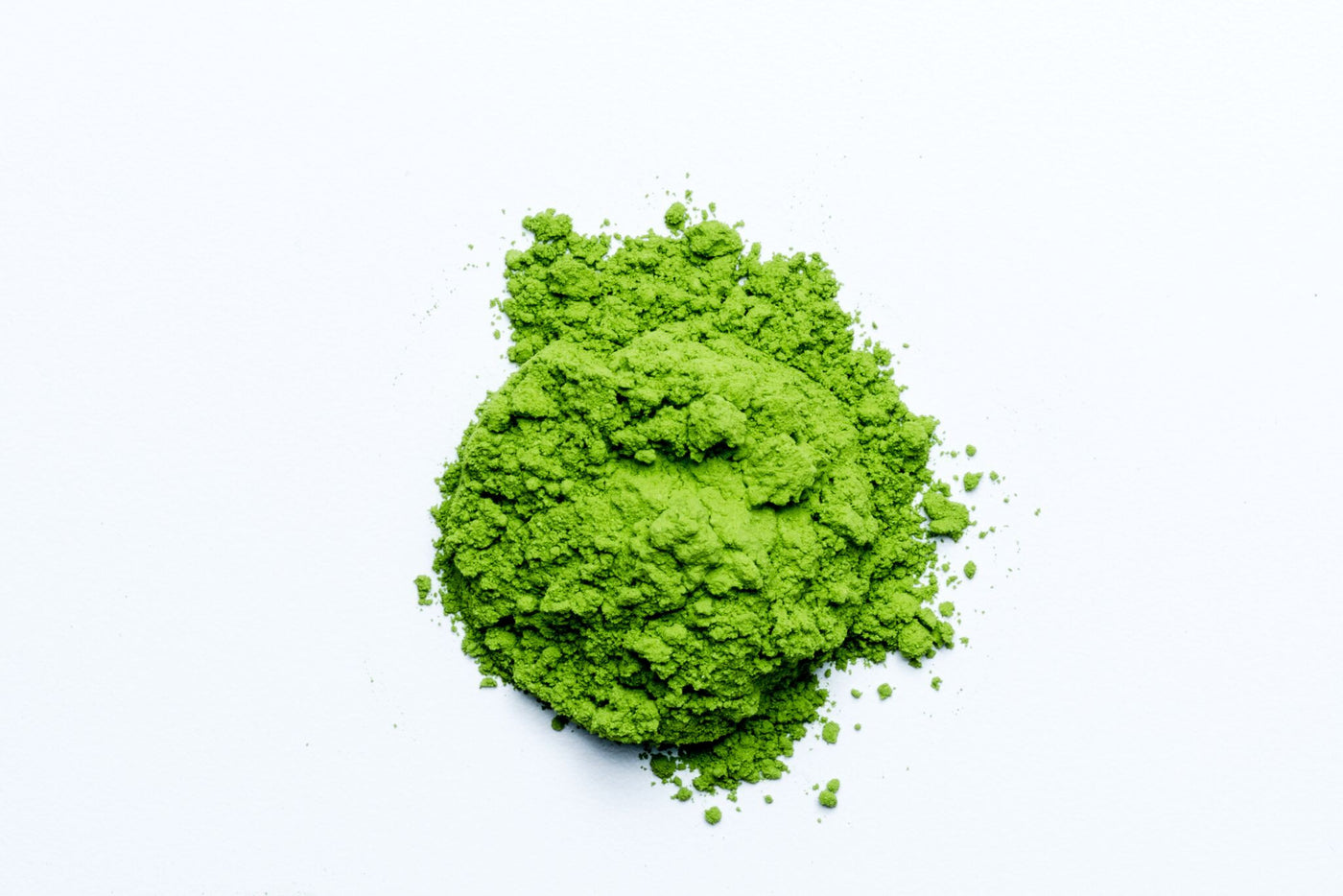 Matcha is good for your health.