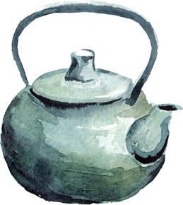 Iron Pot (Kama/Chanoyugama)