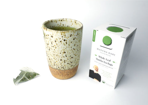 Matcha Tea-Bag Set