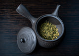 Japanese Kyusu Brewing Pot | 100% Made in Japan | Premium Quality Clay