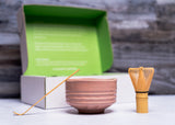 Matcha Set, Ceremonial Matcha Kit, 3pc Starter Pack