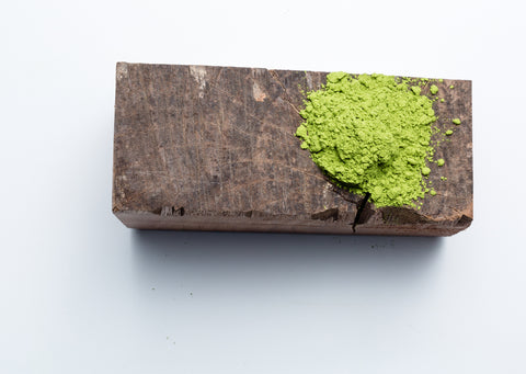 Culinary grade matcha green tea powder