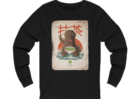 Matcha Zilla 2 Long Sleeve