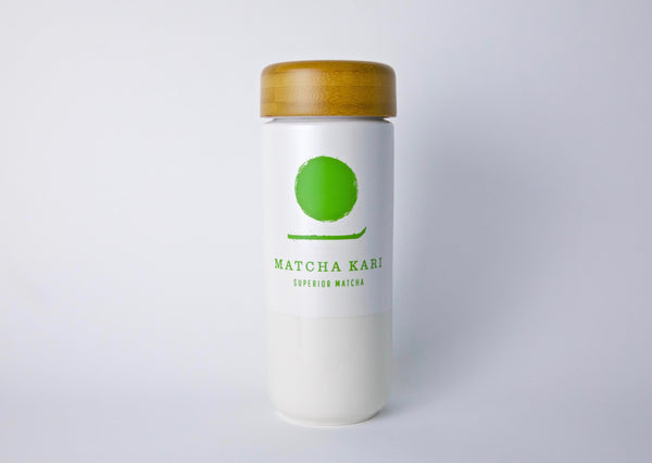 Ceramic Insulated Matcha Mug
