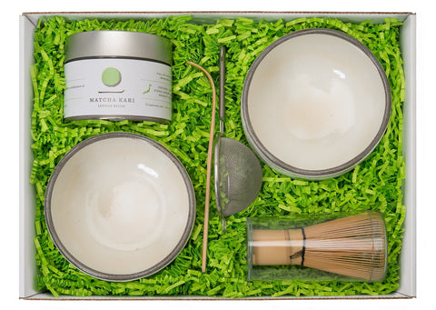 Matcha Tea for Two Starter Kit