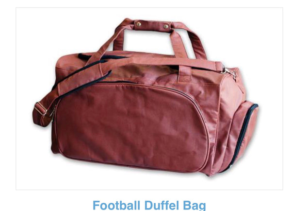 Lucas Gear Duffel Bag - Special Order -Please Allow 4 weeks for Delivery