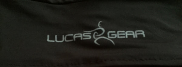 Lucas Gear Dri fit headband