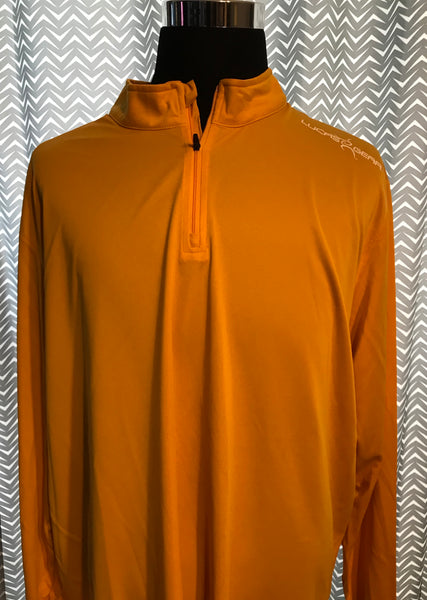 DRI FIT 1/4 ZIP- ***ONLY ONE IN STOCK
