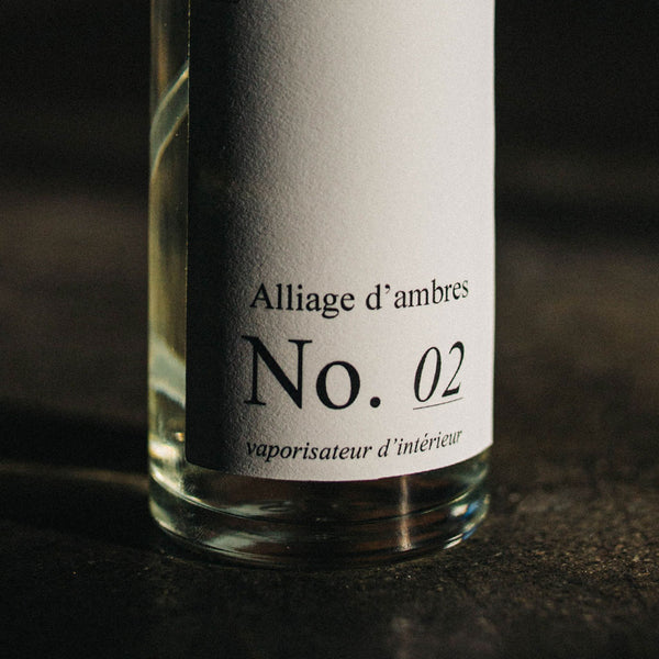 No. 02 - Alliage d'ambres