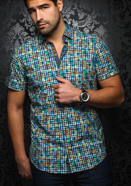 funky_Short_sleeve_shirt_for_men_by_designer_Au_Noir_shirts