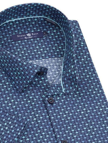 Short Sleeve Shirt - Hicksville