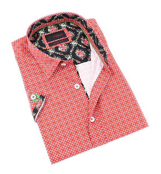 Short sleeve Maison Rouge