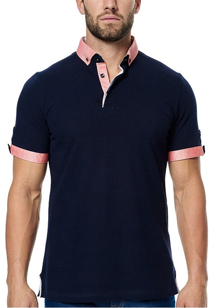 Maceoo polo shirts Polo S Navy Pro BC