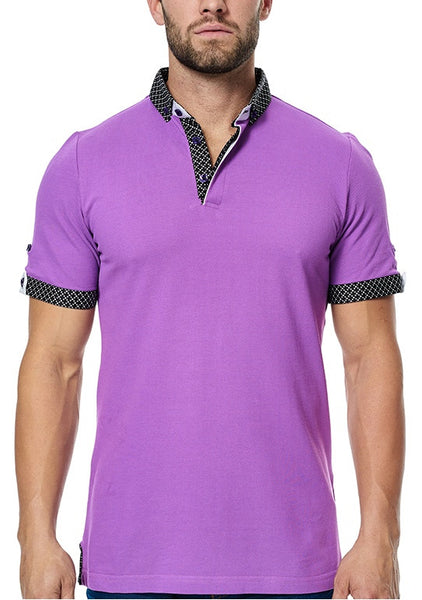 Maceoo shirts Polo S Purple BC
