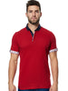 Maceoo shirts Polo S Wavy Red BC