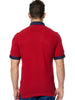 Maceoo shirts Polo S Wavy Red BC back