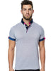 Maceoo polo shirts Polo S White Blue Fushia BC