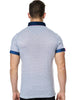Maceoo polo shirts Polo S White Blue Fushia BC back