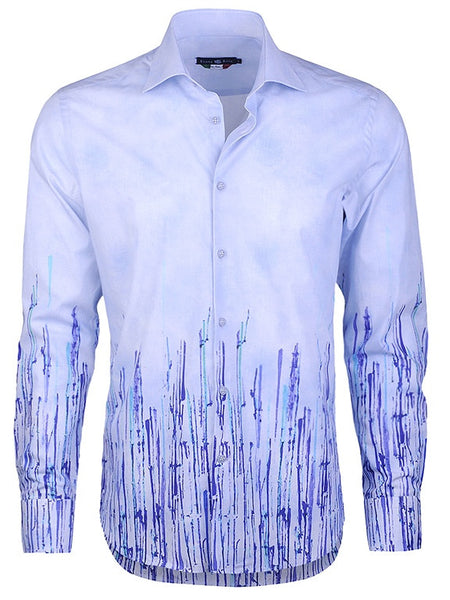 GRU6179 SKY BLUE from Stone Rose shirts