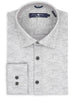 luxury long sleeve grey shirt by Stone Rose shirts