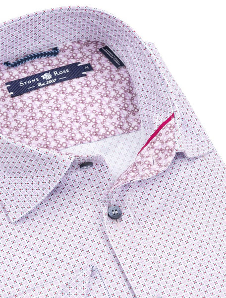 Pink Stone Rose shirt from Spring 2019 collection