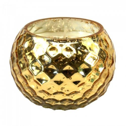 GOLDEN HONEYCOMB SCENTED CANDLE